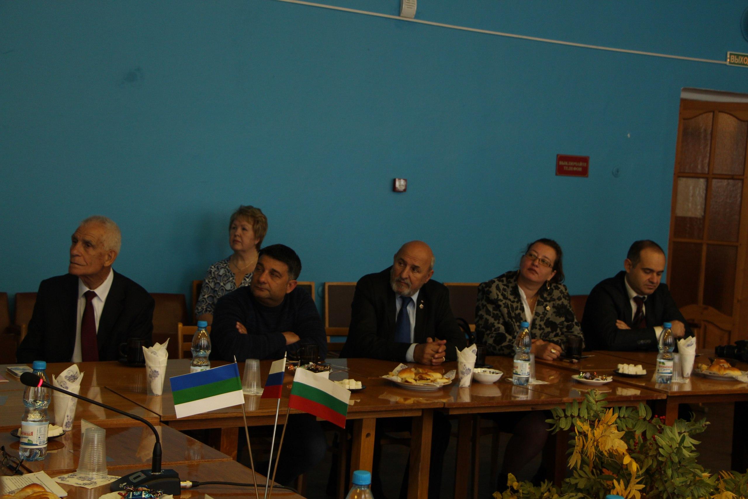 Делегаты из Республики Болгария проявили интерес к туристической инфраструктуре в Удорком районе