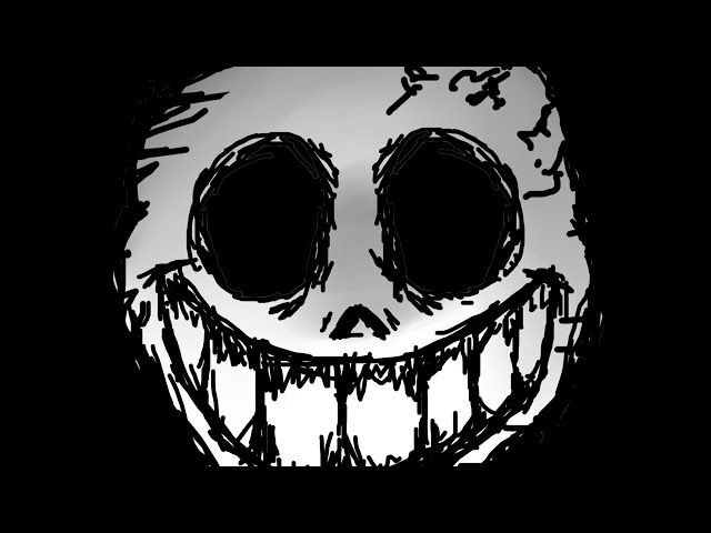 HorrorTale One Head-Dog Coming Up Animation