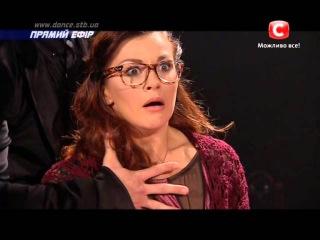 Илья Падзина и Аня Николенко - Танцуют все-7!