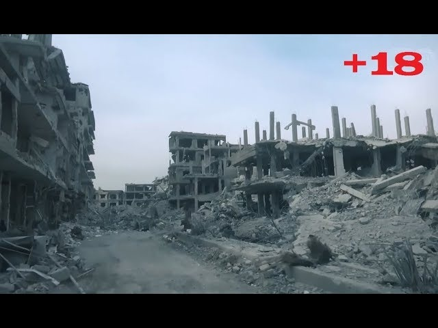 Battle of Eastern Ghouta March 11th 2018 Eastern Damascus Syria