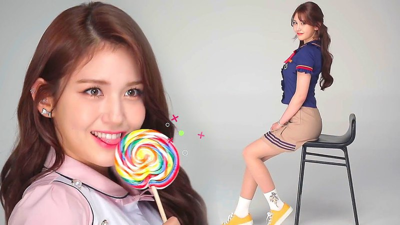 [CF.광고] SOMI 전소미 _ Sexy School Uniform [SKOOL LOOKS 스쿨룩스]