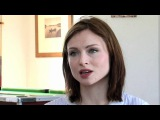 Sophie Ellis-Bextor talking about her involvement in Songs to Save a Life
