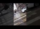 21 02 2018 Алматы Байзакова Айтике би 584AFB02 стоянка вблизи пешеходного перехода