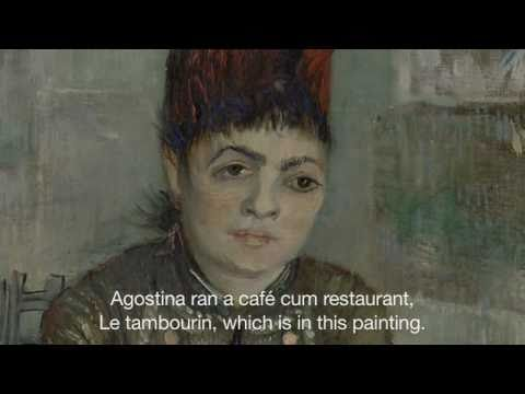 Vincent van Gogh in Paris: Agostina Segatori