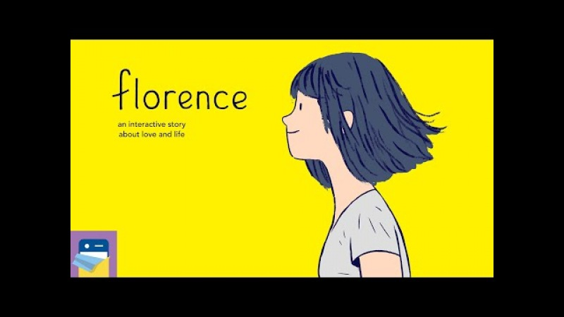 Florence iOS iPhone Gameplay Full Game Walkthrough by Annapurna Interactive