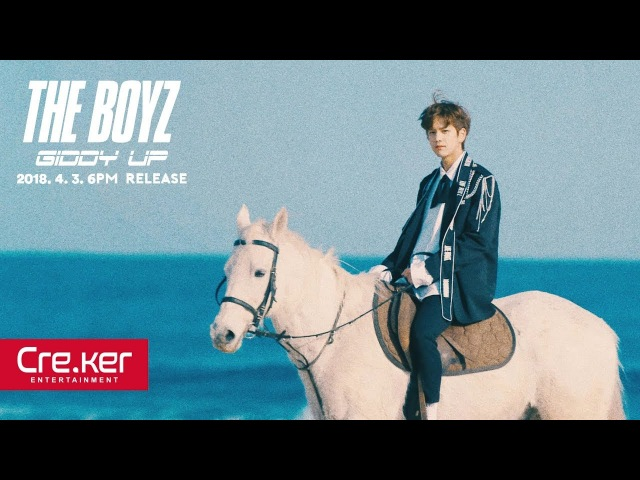 THE BOYZ(더보이즈) MINI ALBUM ` THE START ` SCENE OF START 01