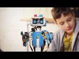 Lego Boost - новый конструктор программируемых роботов