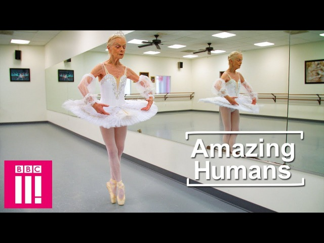 The 77 Year Old Ballet Dancer Sharing Seven Decades Of Experience Amazing Humans