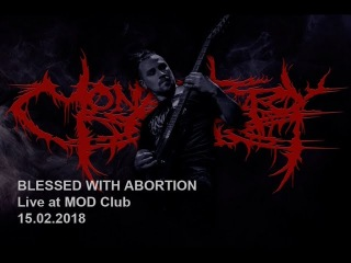 Monastery Dead - Blessed with Abortion
