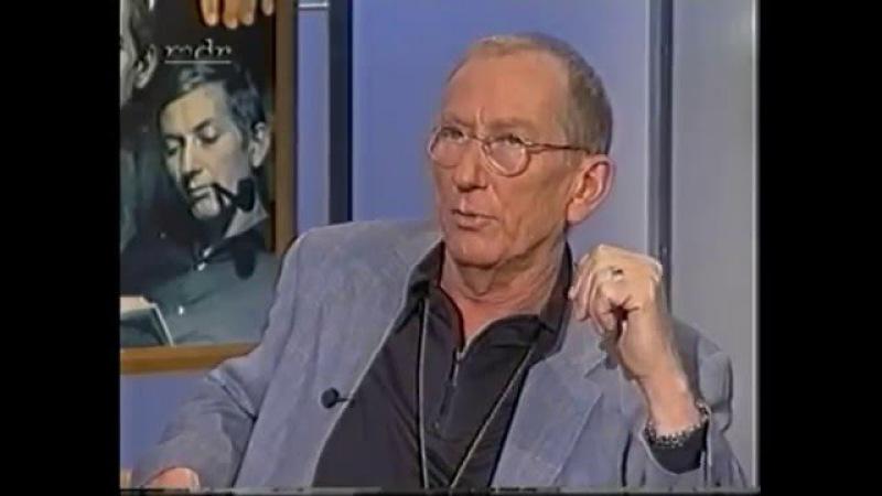 Langer Samstag 2 Arndt Bause zu Gast bei Juergen Schulz Sendung Jahr 2000