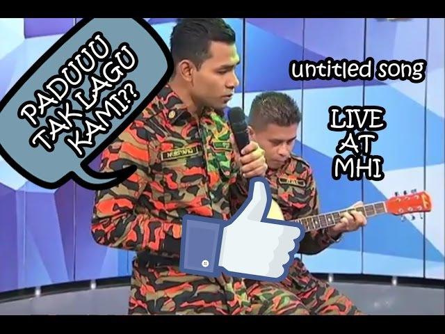 Kamar Hati (1st Ver.) - Syafiq Farhain Pudin Live at TV3 (MHI)