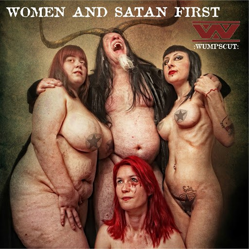 :Wumpscut: альбом Women and Satan First