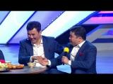 КВН 2017 Высшая лига - 09 - Летний кубок в Астане - Приветствие, Казахи