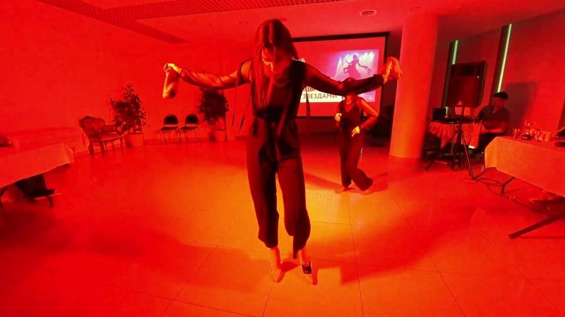 Танцы со Звездами MaxDance! Талия Тейо и Юлия Кочнева. Контемп. 15.04.2018