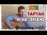 Тартак - Я не знаю (на гтар by MuseTANG)