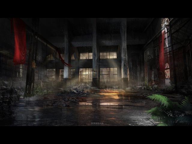 SPEEDPAINT - The Forgotten Factory - 3D, Photobash, Painting - Concept Art | Illustration