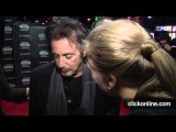 Al Pacino Red Carpet Interview - Wilde Salome, Dublin