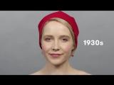 100 лет красоты в России