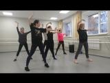 Будущий новый новогодний номер_шоу-балет Бурлеск