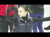 Евгения Медведева  Алина ЗАГИТОВА some clips Ⅱ Winter Olympic 2018