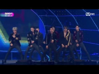 [2017 MAMA in Hong Kong] EXO_I See You(KAI Solo) Kinetic Perf. POWER(Remix Ver.)