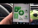 Toyota RAV4 защита от угона. Призрак-840 сигнализация с GSM управляется с мобильного телефона