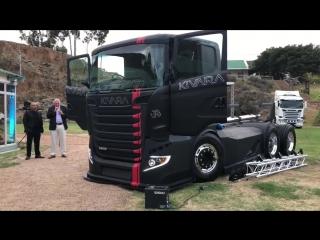 Scania R900, Race Truck - KIVARA 900hp