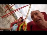 ЗМЕЙ ГОРЫНЫЧ американские горки в Сочи Парк  LifeStyle SOCHI Park roller coaster