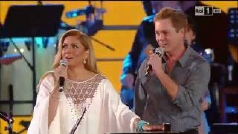 Al Bano e Romina Power - Famiglie Carrisi Power Live allArena Di Verona Live 2015)