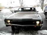 1968 impala burn out part 2