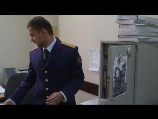 О работе следователей следственного отдела по Советскому округу г. Омска
