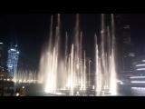 Поющие фонтаны. Дубай. 2018