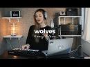 Wolves - Selena Gomez, Marshmello   Romy Wave loop cover