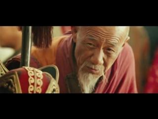 Буддийский монах видит карму чингизхана