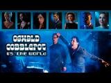 Nygmobblepot week day 6 Oswald Cobblepot vs. the World Edward Nygma &amp Oswald Cobblepot
