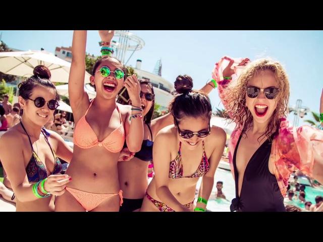 Лучшие пляжи Кипра ★ ПЛЯЖ НИССИ БИЧ АЙЯ НАПА ★ Nissi Beach Resort Ayia Napa Cyprus
