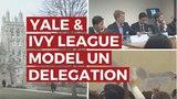Yale &amp Ivy League Model United Nations Delegation