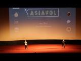 ASIAVOL 2018 | Max, Ви - Kana-Boon-Silhouette