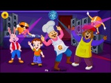 Hot Cross Buns Nursery Rhymes and Kids Songs Children Rhymes from BooBoo