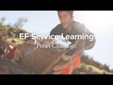 EF Service Learning Peru's Challenge