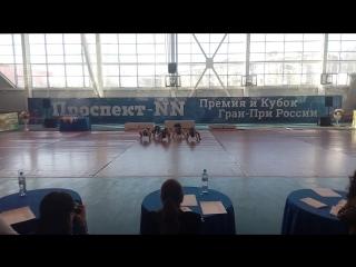 «Проспект НН» танец Фридом