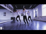 Nelly Furtado feat. Justin Timberlake and Timbaland - Give it to me choreo