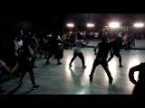 TIna Landon &amp Rob Vinson Master Dance Class