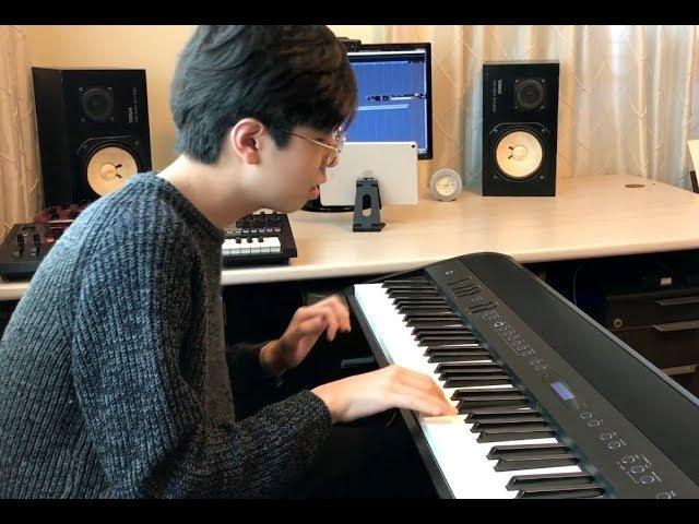 Stevie Wonder Isn't She Lovely Jazz Piano