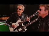 Don Felder and Sammy Hagar Playing Hotel California