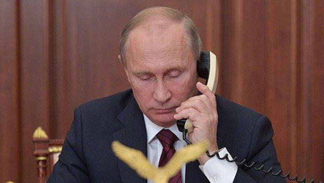 Стало известно, что обсудили Путин и Эрдоган в ходе телефонного разговора