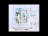 Romantic Layered Card Step by step Emilia sieradzan