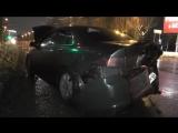 Секс во время вождения закончился аварией