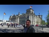MotoVlog #2.Прогулка по Берлину.Завод BMW.Железные Жопы