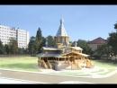 """""""Во - первых, я из Пинска ........""""  Строящейся храм в честь Святого мученика младенца Гавриила Белостоцкого."""
